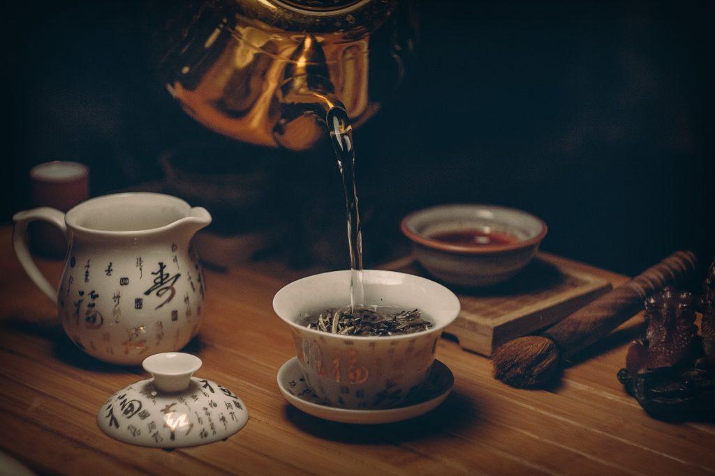 Thé vert chinois: découvrez ce délicieux breuvage